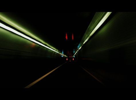 Tunnel by KelCPic