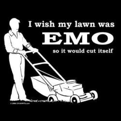 lawn-mowing... by x9000
