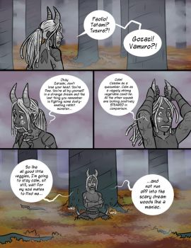 CoS Chapter 2 Page 2 by TheSilverTopHat
