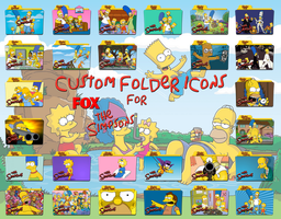 The Simpsons by Jayberenholz