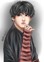 Min Yoongi by VitamineChan