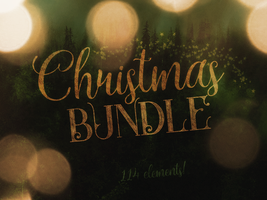 Christmas Bundle by Evey-V