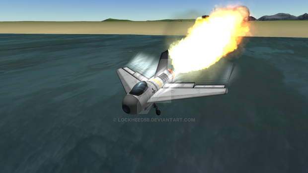 Final Moments of the KW-162 by lockheed5b