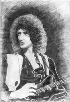 Brian May by MyFairyQueen