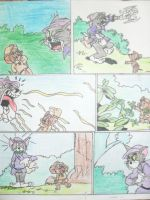 Tom and Jerry 1st by LoveMuf1n