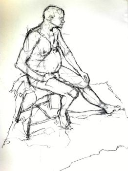 Life Drawing 1 by Lilac-Roller