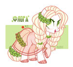 Adopt pony action | CLOSED by M-Marvi