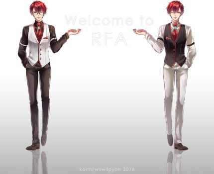 Welcome to RFA by Wiiwiipyon