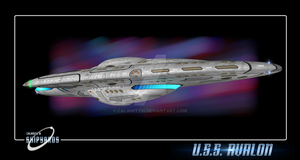 U.S.S. Avalon #3 by calamitySi