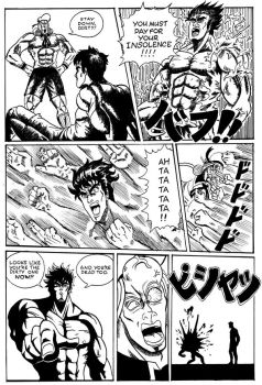 Fist of the Dirty Boy Page 2 by TheSteveYurko