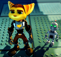 Ratchet and Clank 19 by Ratchetfan2006
