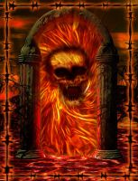 Portal To Hell by maliDM