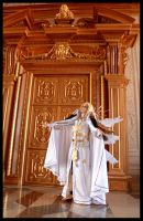 Trinity Blood - heaven's throne by NanjoKoji