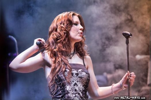 Delain at Atak 5 by Metal-ways