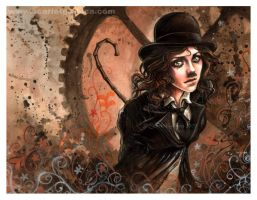 My Charlot by Claudia-SG