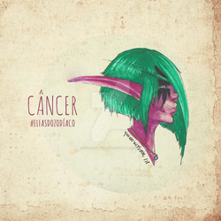 Zodiac Elf Cancer by YuukoKitsune