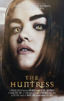 Wattpad Cover 05 | The Huntress by lottesgraphics