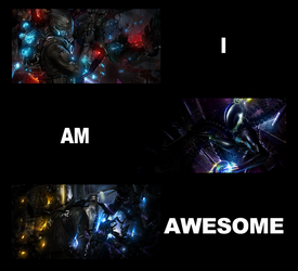 I AM AWESOME by Magnum-PI