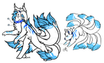 Frostbite (9-tail Kurion Adopt) ~CLOSED!