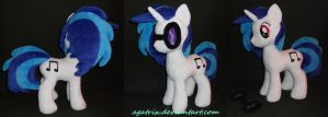Vinyl Scratch by agatrix