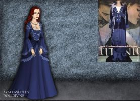Titanic-Rose's Flying Gown by EriksAngelOfMusic22
