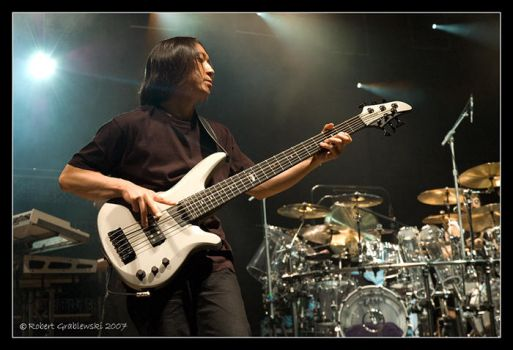 Dream Theater - Katowice III by grablesky