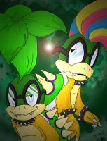 Same Koopa, Different Minds by kutnermd5