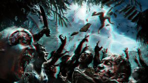 Dead Island Zombies 3-D conversion by MVRamsey