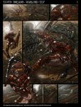 Elves Dreams Donor Commission - Warlord Elf Page 1 by Ganassa