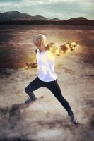Genos by Akbal-Cosplay