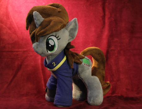 Little Pip Plush: Fallout Equestria Audiobook by TopPlush