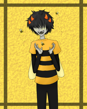 Bees by suzune-chi