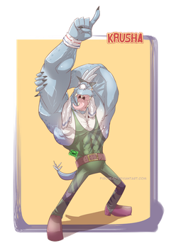 Krusha by FischHead