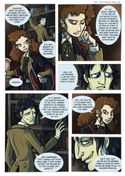 .Bloodborne: Chatting into the wee hours part 2. by MalakiaLaGatta