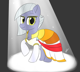 Limestone Pie Warrior Dress by baratus93