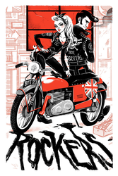 Rockers by babsdraws