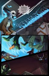 Issue #2 pg. 5 by RotAngel