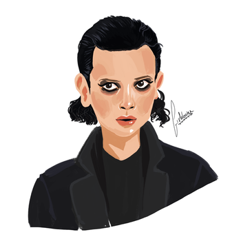 Eleven by FishboneArt