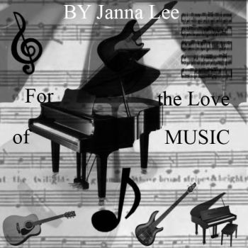 For the love of Music by Aphoticbeauty
