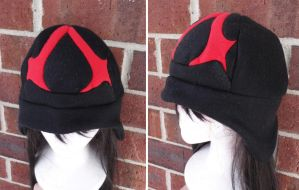 Assassin's Creed Symbol Hat - Black Ver. by akiseo