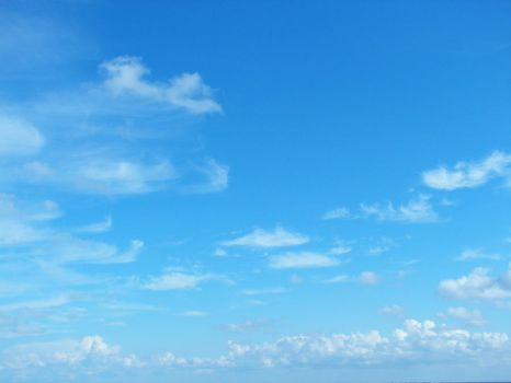 Bright Sky 6 - More clouds by photohouse