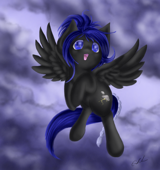 Commission for Maddie by SpectralPony