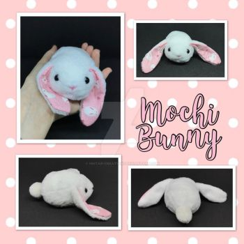 Mochi Bunny Commissions open!! by Ishtar-Creations