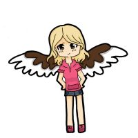 Maximum Ride : Max by AngelArt123