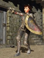 V4 Historical Armour 3 by arien