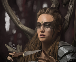 Lexa_The 100 by 8-HP