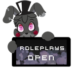 PC - Nyon Roleplays Open Stamp by InkCartoon