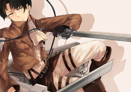 Heichou! by chobble