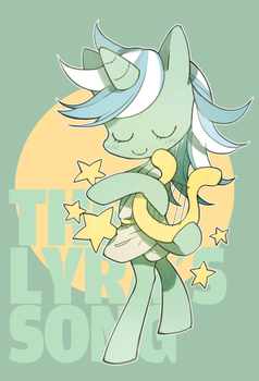 the lyra's song by memoneo