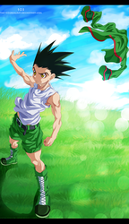 Gon by The-103